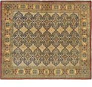 Link to 8' 2 x 9' 5 Kerman Persian Square Rug