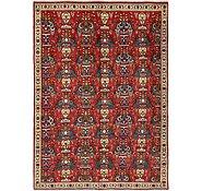 Link to 6' 8 x 9' 2 Tabriz Persian Rug