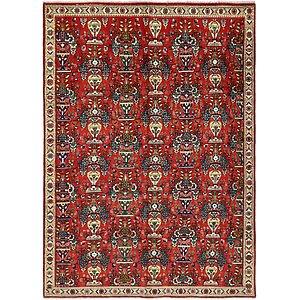 Link to 203cm x 280cm Tabriz Persian Rug page