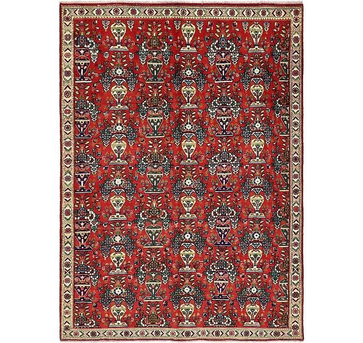 6' 8 x 9' 2 Tabriz Persian Rug