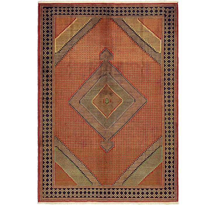 6' 8 x 9' 7 Mood Persian Rug