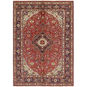 6' 5 x 9' 7 Tabriz Persian Rug