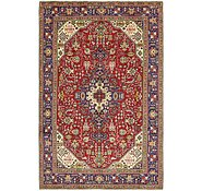 Link to 6' 5 x 9' 10 Tabriz Persian Rug