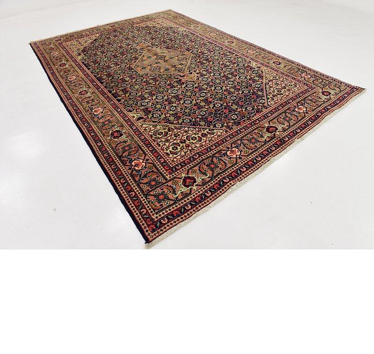 7' 5 x 10' 7 Tabriz Persian Rug