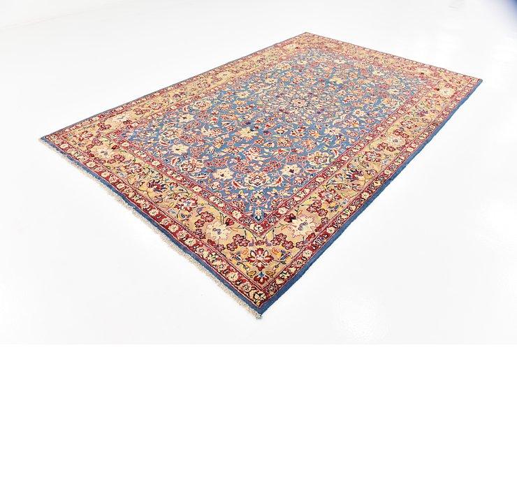 6' 7 x 10' 2 Yazd Persian Rug