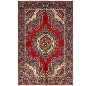 Link to 6' 8 x 10' 2 Tabriz Persian Rug