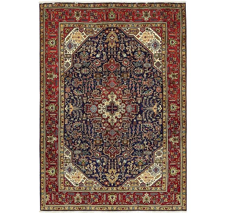 6' 7 x 9' 3 Tabriz Persian Rug