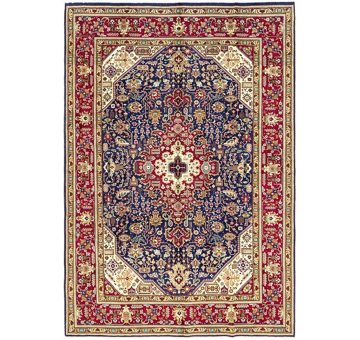 6' 6 x 9' 7 Tabriz Persian Rug