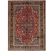 Link to 7' x 9' 7 Mashad Persian Rug