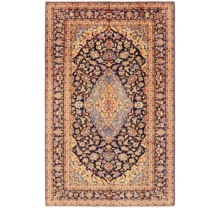 6' 4 x 10' 2 Isfahan Persian Rug