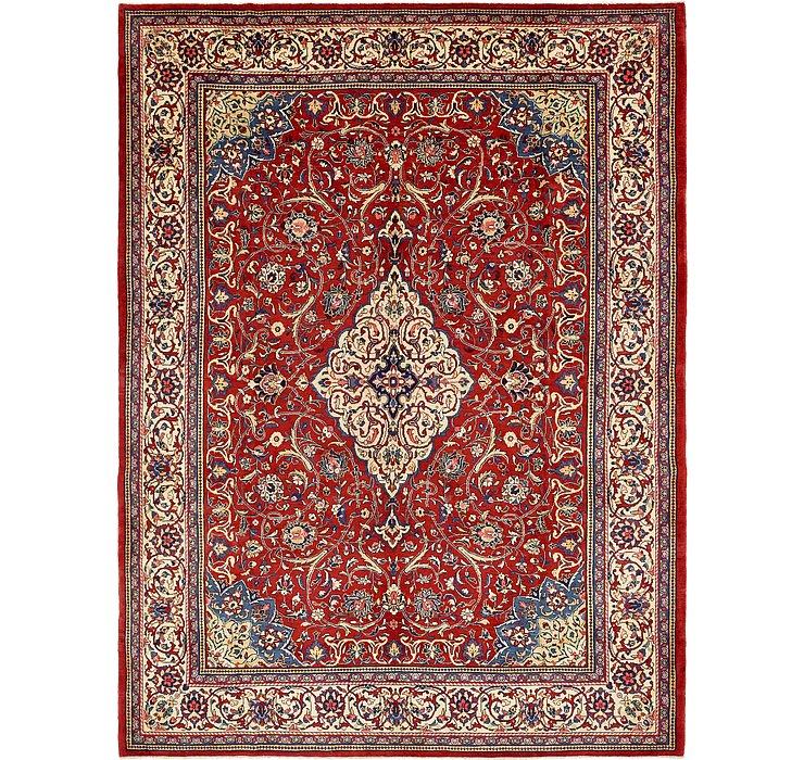 10' x 13' 5 Meshkabad Persian Rug