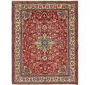 Link to 10' 2 x 12' 7 Meshkabad Persian Rug
