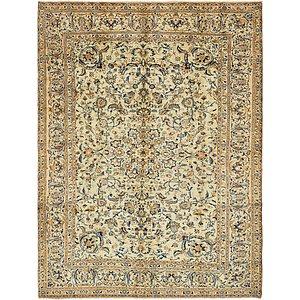 9' 7 x 12' 8 Kashan Persian Rug