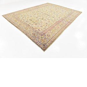 9' 10 x 12' 10 Kashan Persian Rug