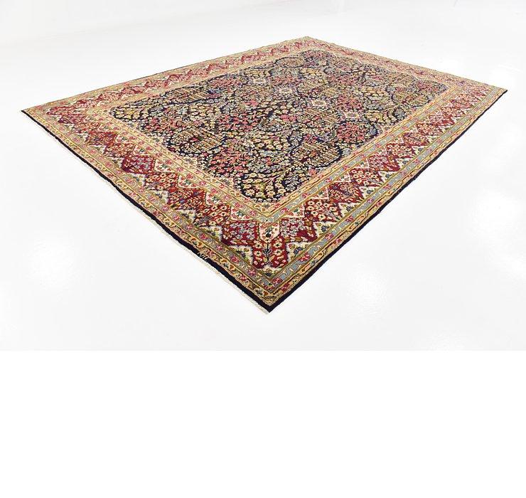 9' 8 x 13' 4 Kerman Persian Rug
