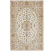 Link to 6' 6 x 9' 8 Kashan Persian Rug