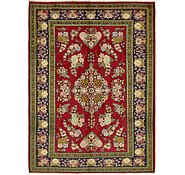 Link to 6' 10 x 9' 5 Qom Persian Rug