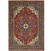 Link to 7' 6 x 10' 3 Tabriz Persian Rug