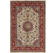 Link to 6' 8 x 9' 9 Mashad Persian Rug