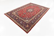 Link to 6' 8 x 9' 8 Kashan Persian Rug