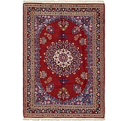 Link to 6' 7 x 9' 10 Mood Persian Rug