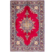 Link to 7' 3 x 11' Tabriz Persian Rug