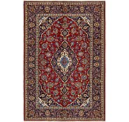 Link to 6' 2 x 9' Kashan Persian Rug