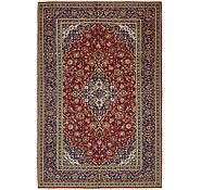 Link to 6' 8 x 10' 2 Kashan Persian Rug