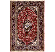 Link to 200cm x 305cm Kashan Persian Rug
