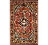 Link to 7' 3 x 11' 2 Sarough Persian Rug