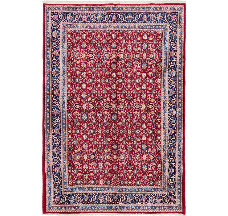 6' 7 x 10' Mood Persian Rug