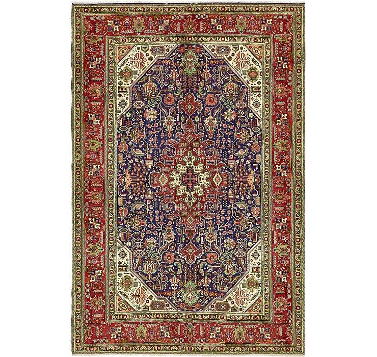6' 6 x 9' 10 Tabriz Persian Rug