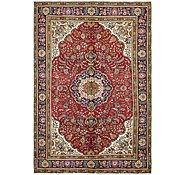 Link to 203cm x 305cm Tabriz Persian Rug