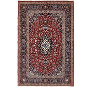 Link to 6' 7 x 10' Kashan Persian Rug