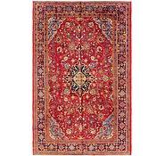 Link to 230cm x 365cm Farahan Persian Rug