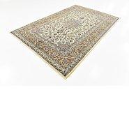 Link to 6' 5 x 9' 9 Mashad Persian Rug
