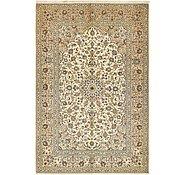 Link to 6' 6 x 10' Kashan Persian Rug