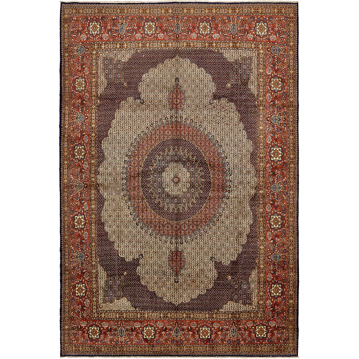 12' 10 x 19' 2 Mood Persian Rug
