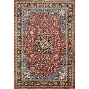 10' 8 x 15' 2 Sarough Persian Rug