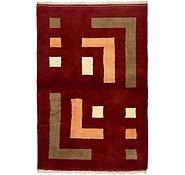 Link to 3' 4 x 5' 1 Kashkuli Gabbeh Persian Rug
