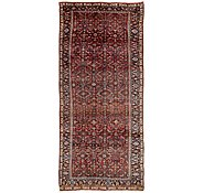 Link to 137cm x 325cm Hossainabad Persian Runner Rug
