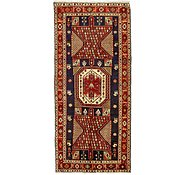 Link to 4' 8 x 10' 1 Meshkin Persian Runner Rug