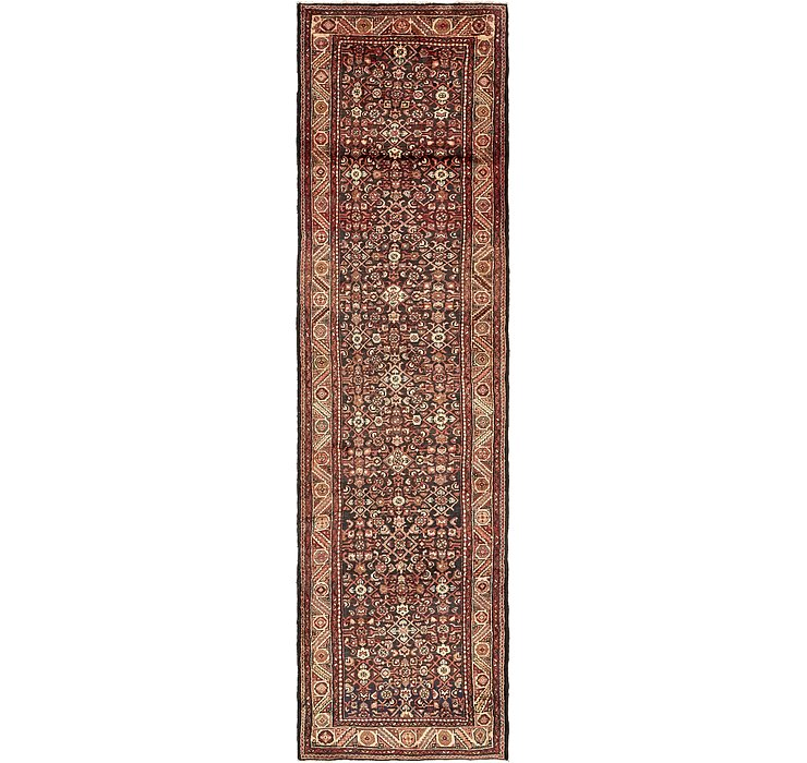 112cm x 427cm Hossainabad Persian Run...