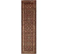 Link to 3' 9 x 14' 6 Hossainabad Persian Runner Rug