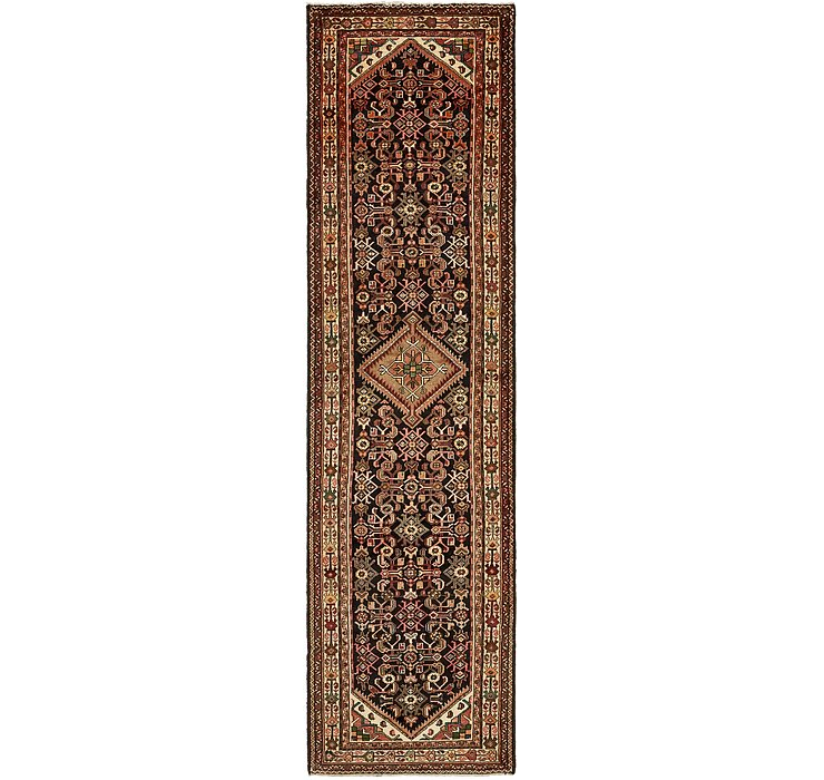 107cm x 400cm Hossainabad Persian Run...
