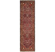 Link to 3' 6 x 12' 3 Hossainabad Persian Runner Rug