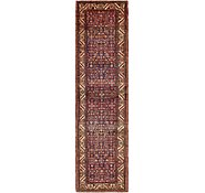 Link to 3' 7 x 13' 6 Hossainabad Persian Runner Rug