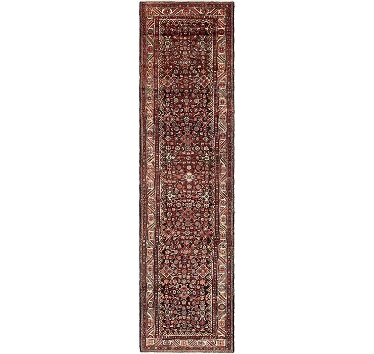 3' 8 x 14' 9 Hossainabad Persian Run...