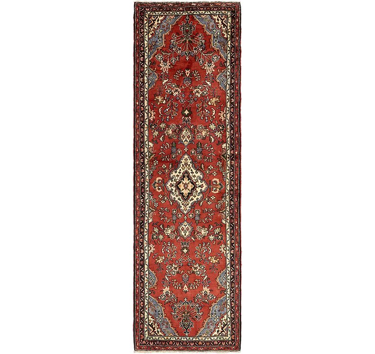 3' 4 x 11' Mehraban Persian Runner...