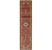 Link to 3' 8 x 15' 8 Hossainabad Persian Runner Rug